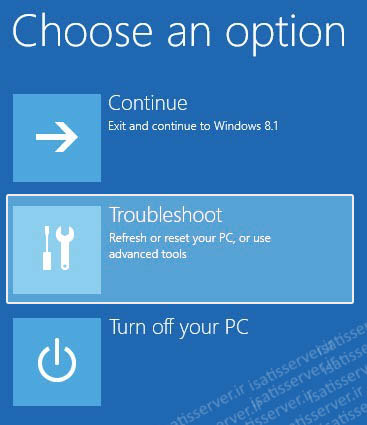 31 windows 8 troubleshoot isatisserver