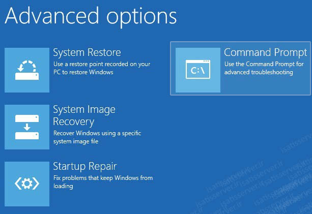 33 windows 8 command prompt isatisserver