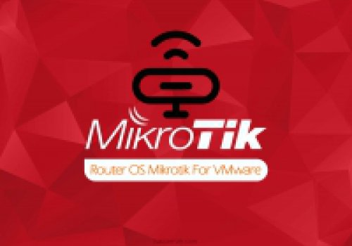 دانلود Mikrotik RouterOS 6.44.2 For VMware