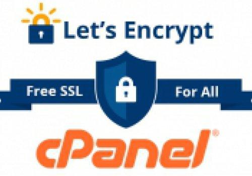 فعال سازی ssl رایگان Let's Encrypt در cPanel