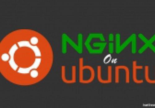 نصب nginx در ubuntu ۱۶.۰۴