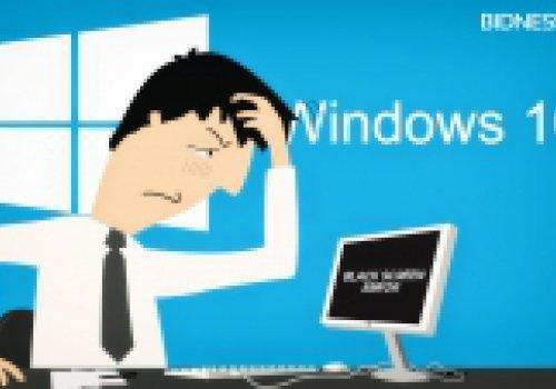 حل مشکل: سیاه شدن صفحه و بالا نیامدن ویندوز 7,8,10
