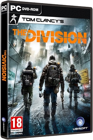 The Division - PC Box Art Zoomg 1