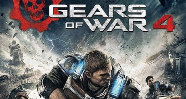 بازÛŒ Gears of War 4