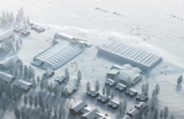 هتل یخی 365 از انرژی خورشیدی جهت سرد ماندن استفاده خواهد کرد