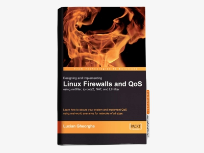 دانلود کتاب Designing and Implementing Linux Firewalls and QoS