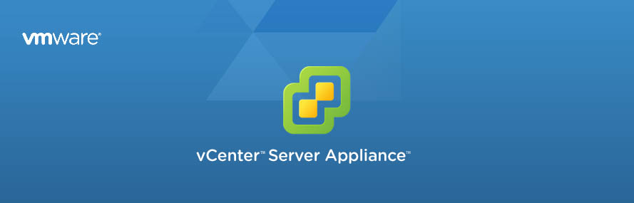 VMware vCenter Server Appliance